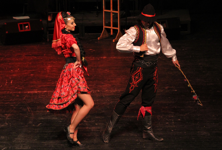 Gypsy Dance from Vojvodina